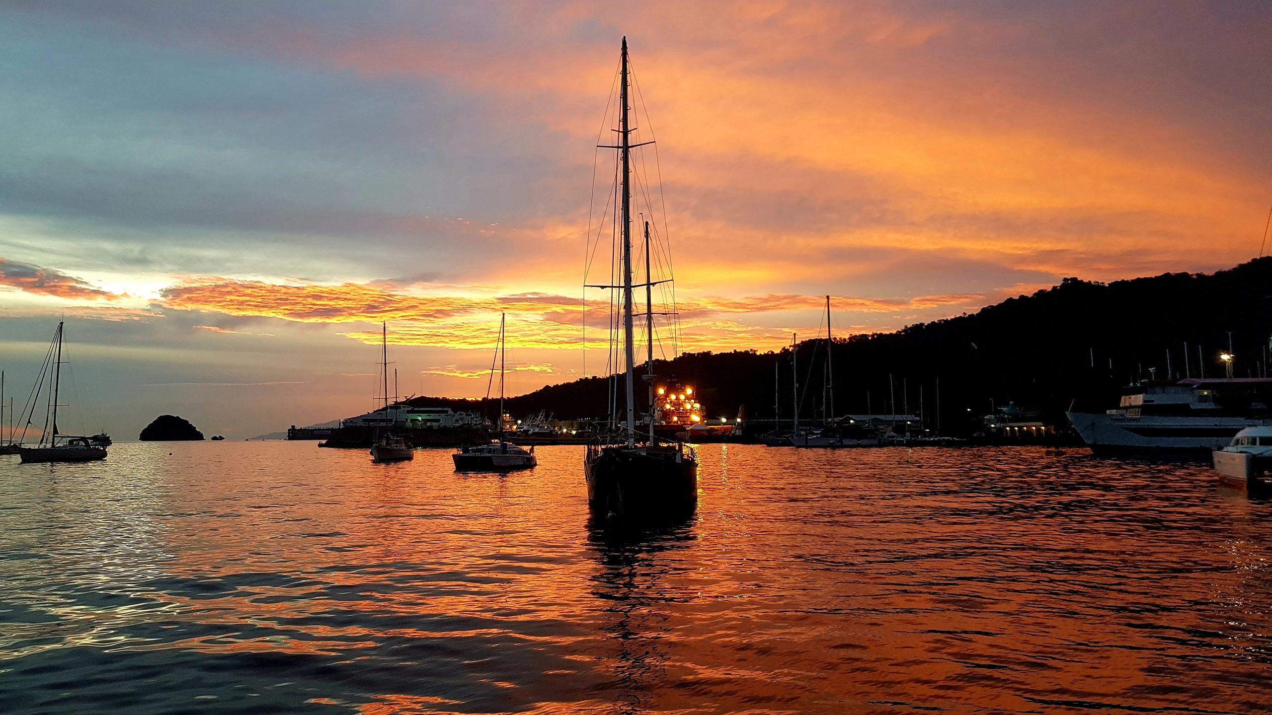 Au fil de l'eau, carnet n° 9 – Tobago et Trinidad – Juin/septembre 2019