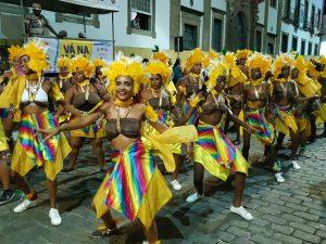 Au fil de l'eau, carnet n° 6 – Brésil / Salvador de Bahia / Carnaval – Février/mars 2019